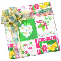 Bouquet Gift wrapping